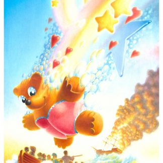 Love Bear Giclee edition 18x25
