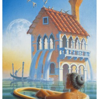 Bath House Gicle edition 18x24