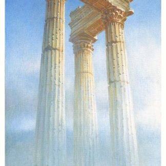 Boat Columns Gicle Edition 11x20