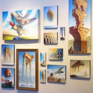 Narrative Paintings